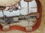 Chitarra 6 corde in legno di Padouk
