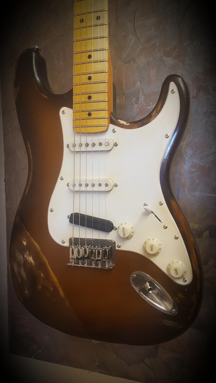 Stratocaster custom