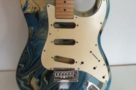 Restyling chitarre elettriche