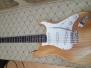 Stratocaster in frassino
